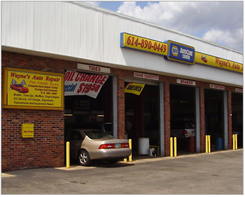 Auto Repair Shop in Westerville OH