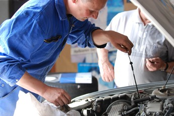 Oil Changes in Westerville, OH